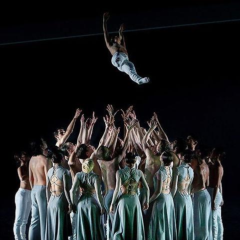 Projects Bach St John Passion ballet .JP