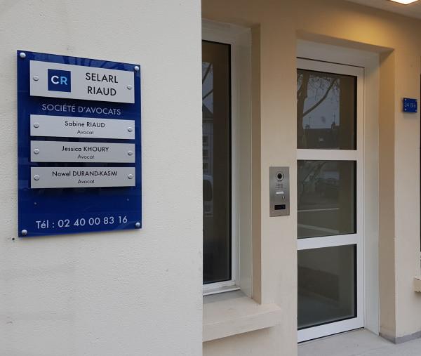 Le cabinet RIAUD déménage au 34 bis Boulevard de la Fraternité