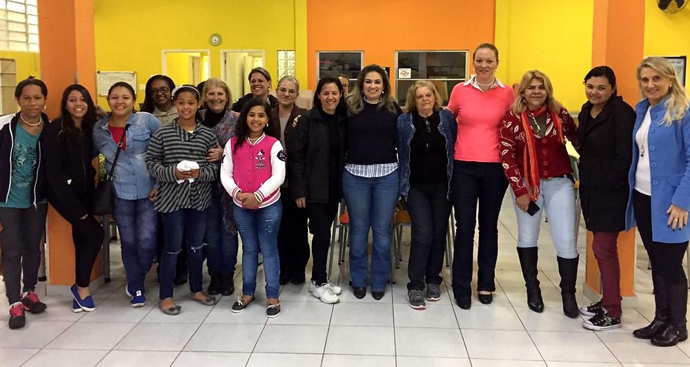 Construtora Lorenzini, Núcleo, Menino Jesus, Entidade, Assistência, ONG, OSC, crianças carentes, doações.