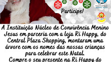 Natal Ri Happy e Núcleo de Convivência Menino Jesus
