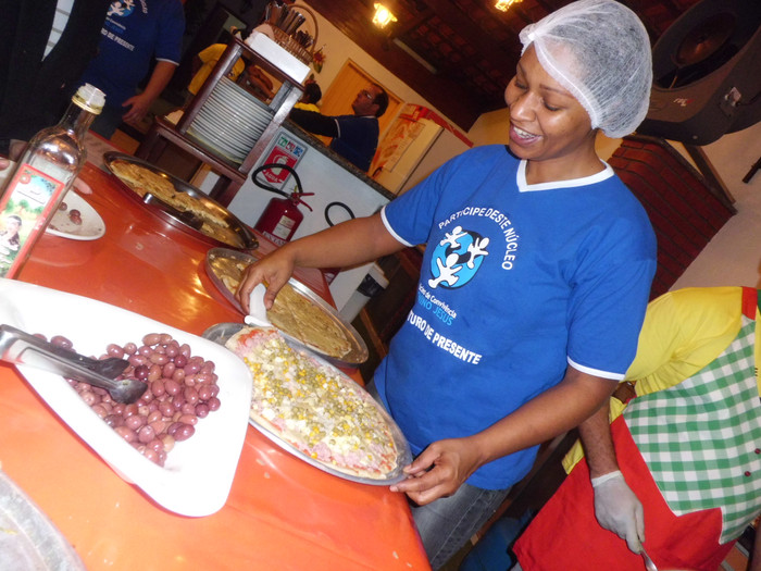 Noite da Pizza Beneficente 31-06-2014