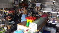 Inauguração Bazar Fixo MegaB