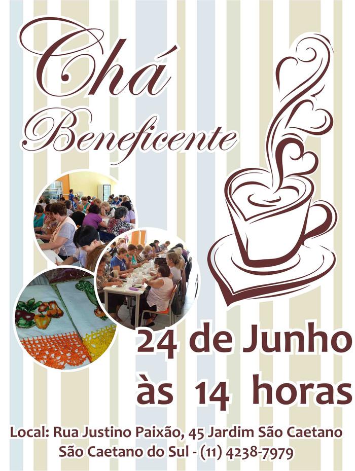 Chá Beneficente de Junho