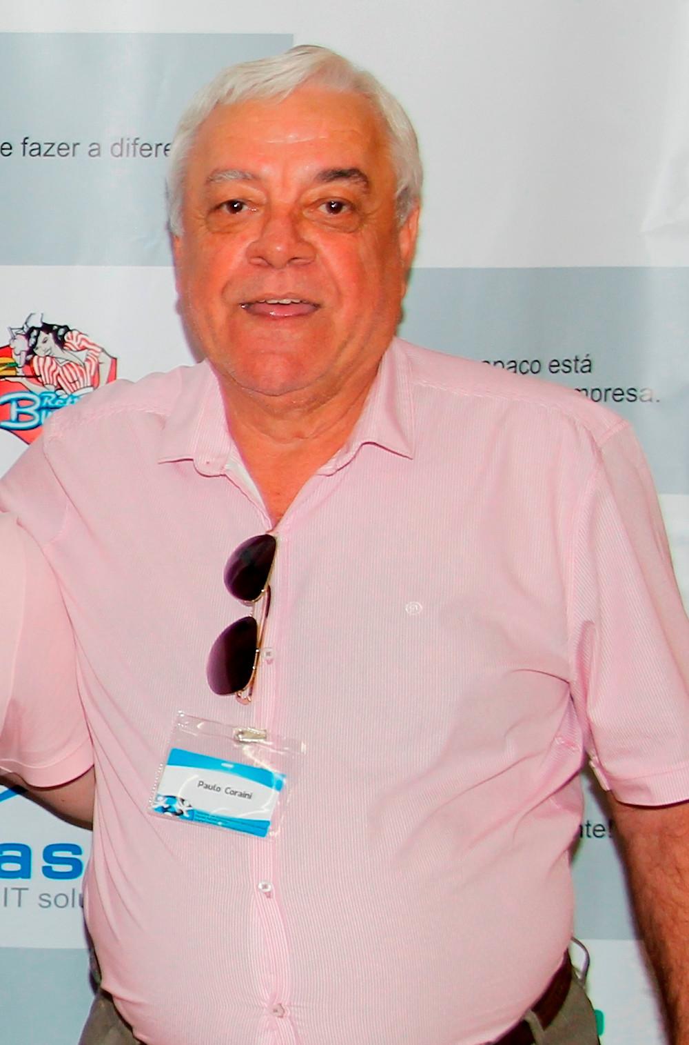 Sr. Paulo Coraini Junior, Presidente, Núcleo de Convivência Menino Jesus