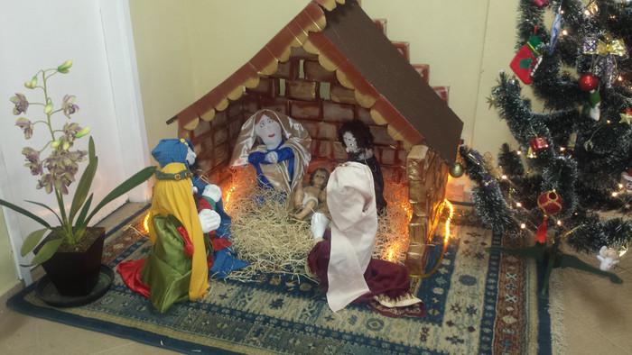 O Presépio de Natal