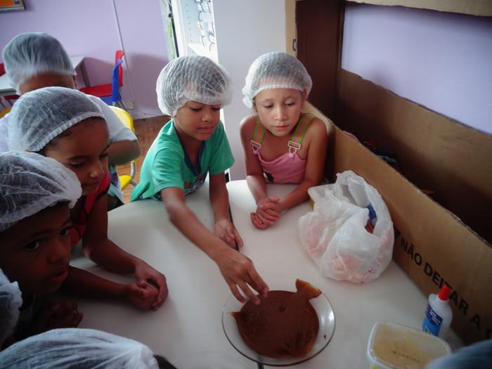 Brigadeiro de Cenoura com Chocolate