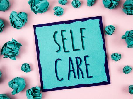 Self care during the Coronavirus outbreak