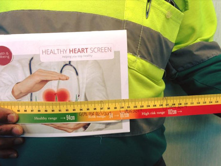 OBESITY, FATIGUE, STRESS & THE LINK TO SAFETY AT WORK