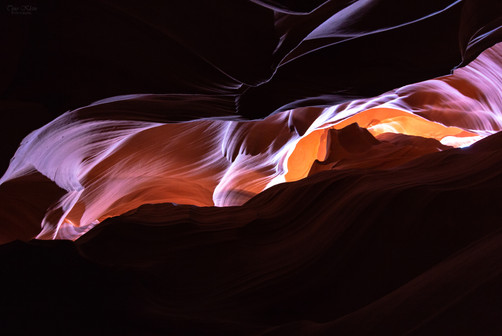 Antelope Canyon, Arizona, USA 2018
