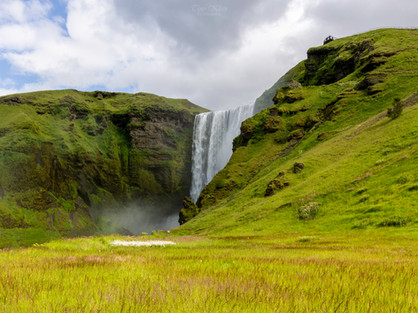 Skógafoss II, Iceland 2019