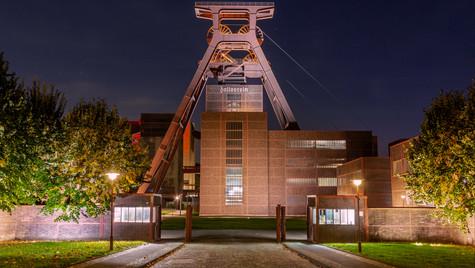 Zeche Zollverein, Essen 2019
