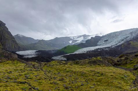 Vatnajökull Gletscher, Island 2019