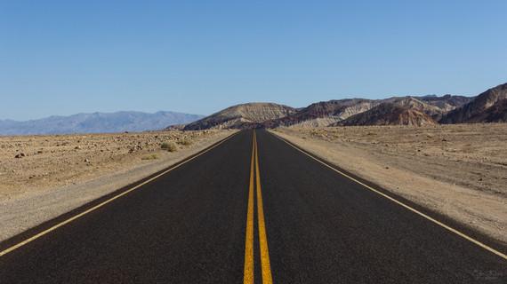 Death Valley, Kalifornien, USA 2018