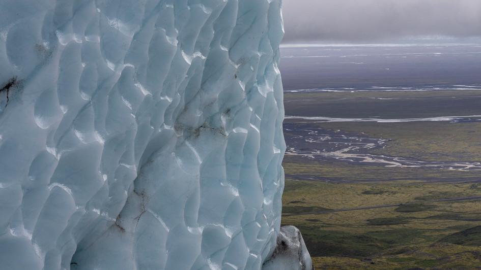 Vatnajökull II, Island 2019