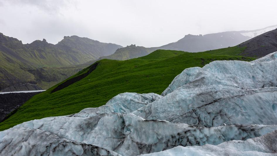 Vatnajökull, Island 2019