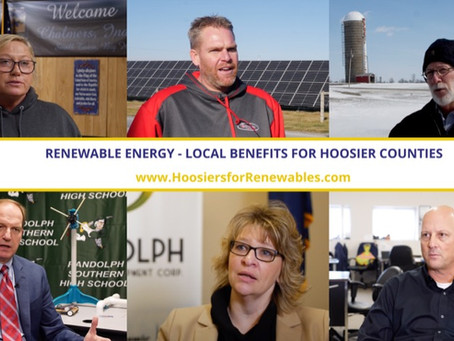 The Hoosiers We Met and What They Taught Us About Renewables