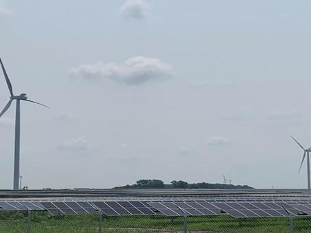 Solar Farming Really is Farming!