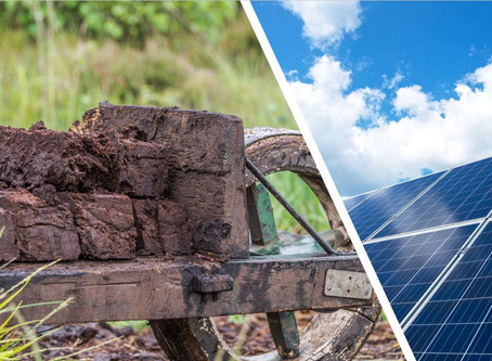 From Peat to Solar Panels, Notre Dame Continues a Hoosier Tradition