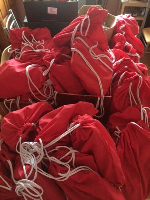 Bags of Blessings Ready