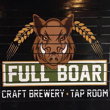 Full Boar Craft Brewery