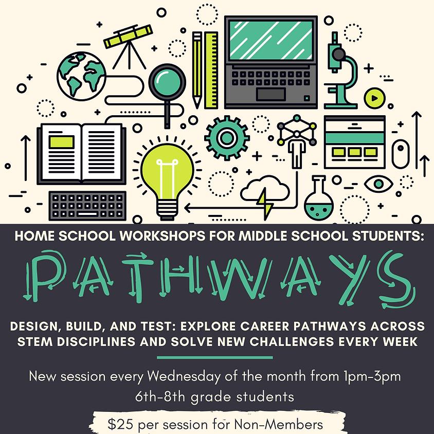 Pathways: Middle School Workshop