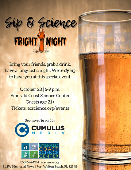 Sip & Science Fright Night 10-23-21 flyer.png
