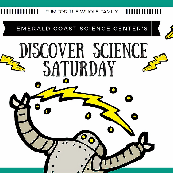 Discover Science Saturday Special Edition: Community Science with Fort Walton Beach Police Department