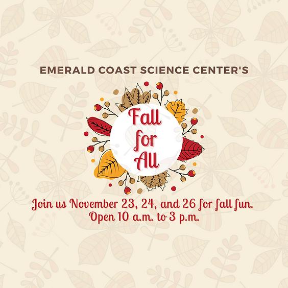 Fall for All - November 24