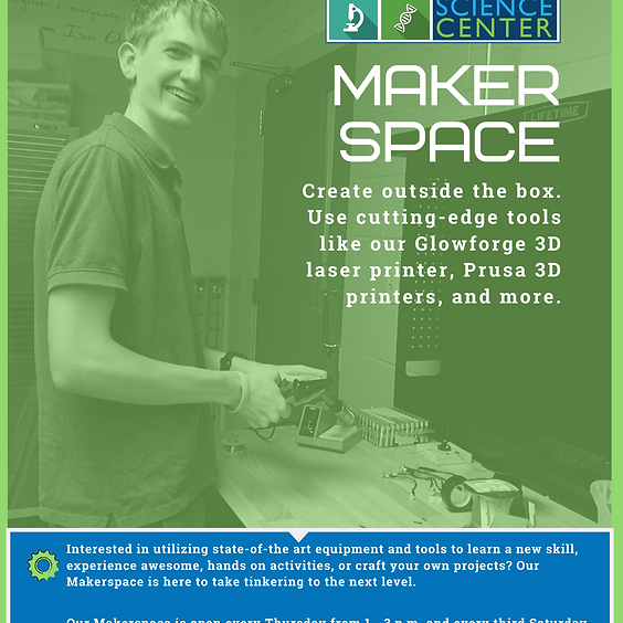 Makerspace Experience