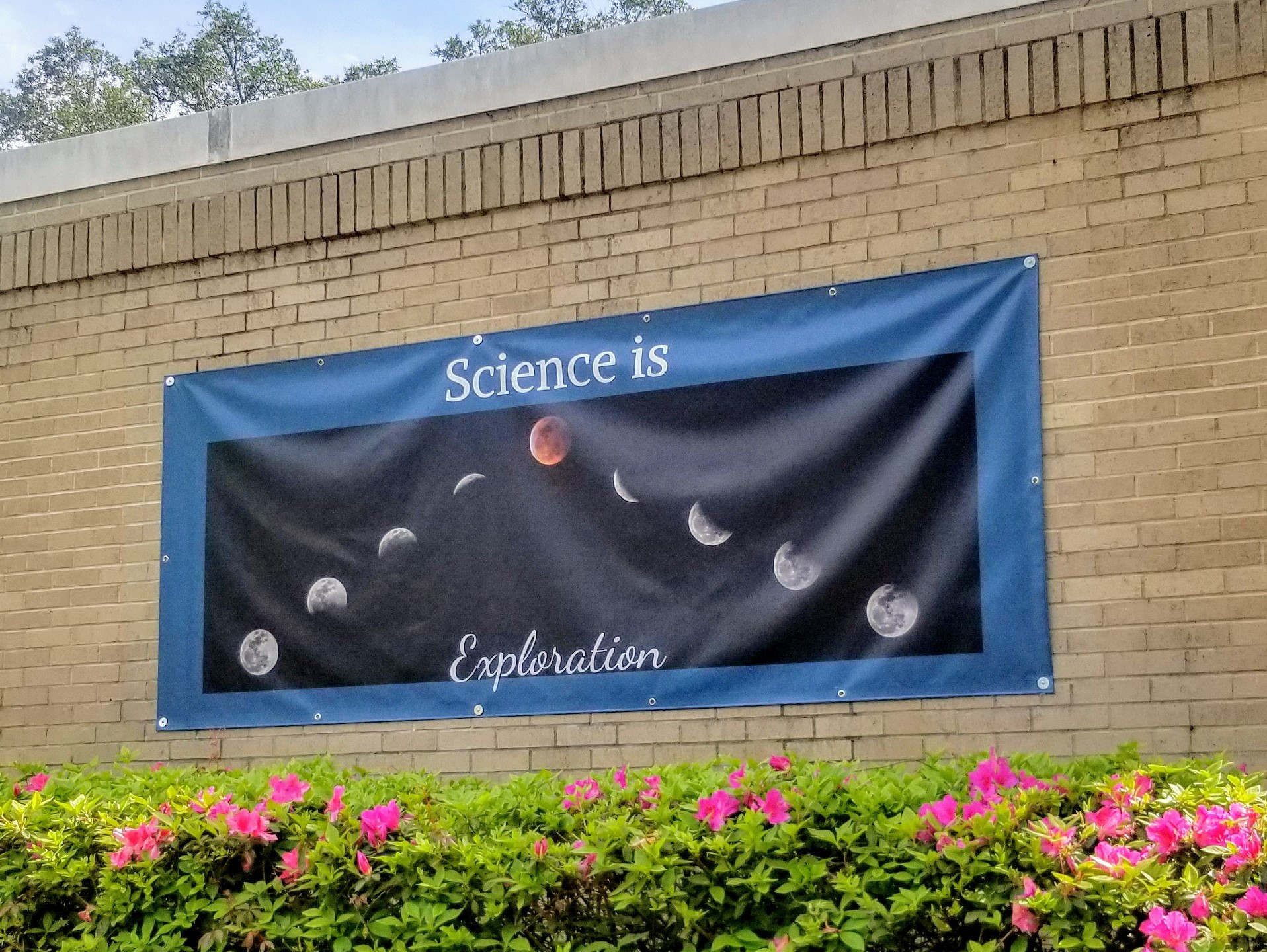 Science is exploration.