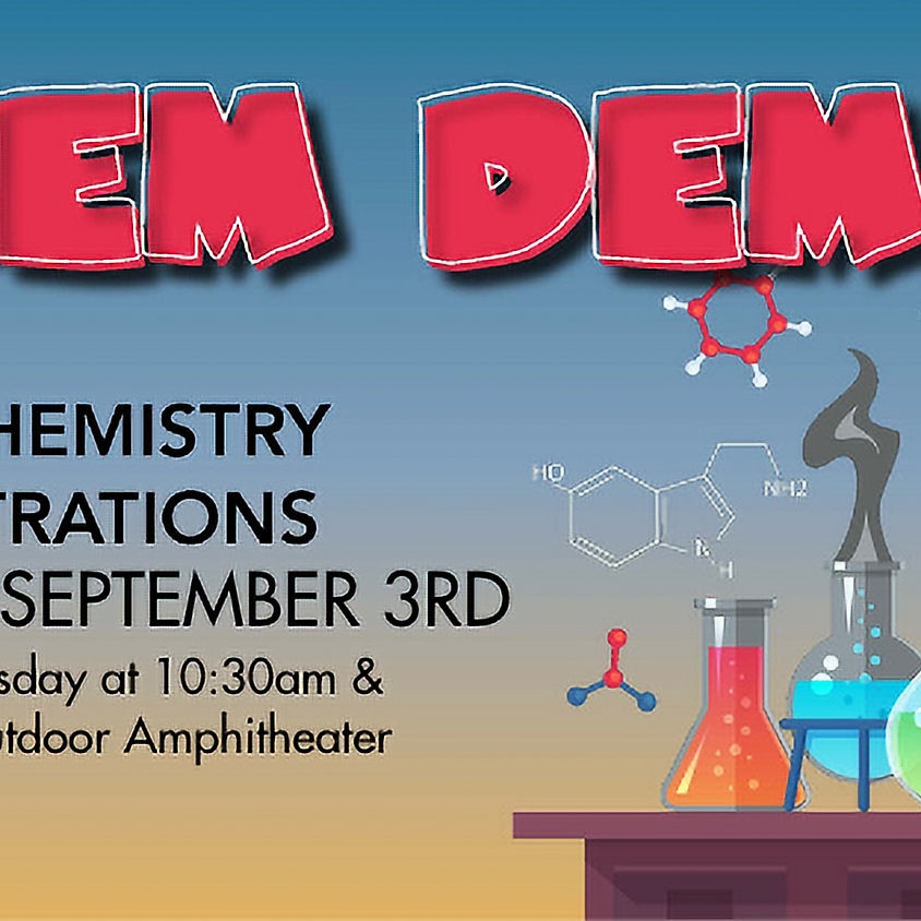 Chem Demos Week of July 13