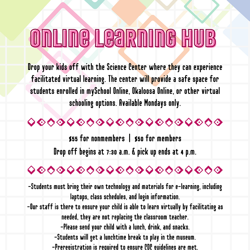 Online Learning Hub
