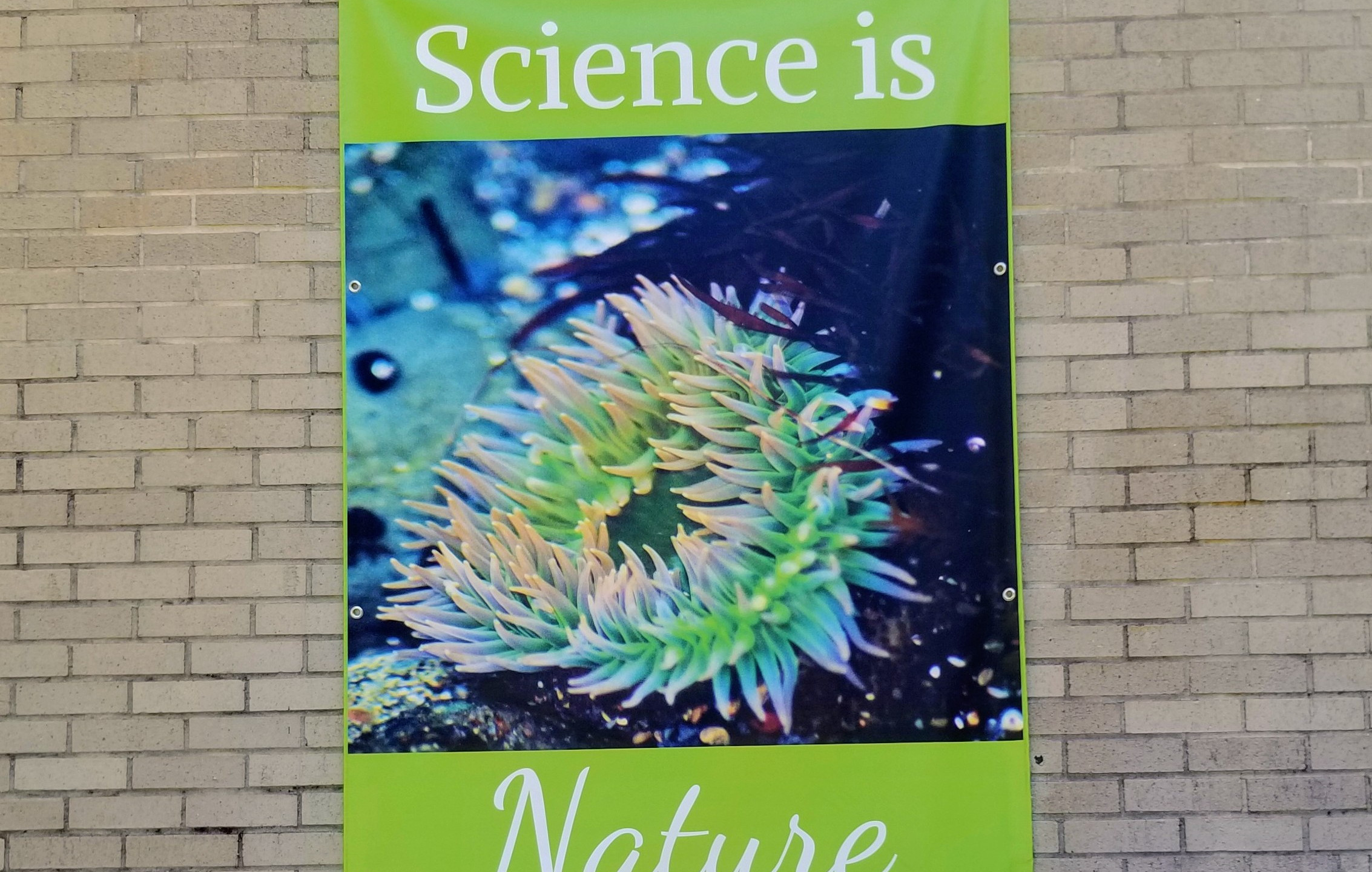 Science is nature.