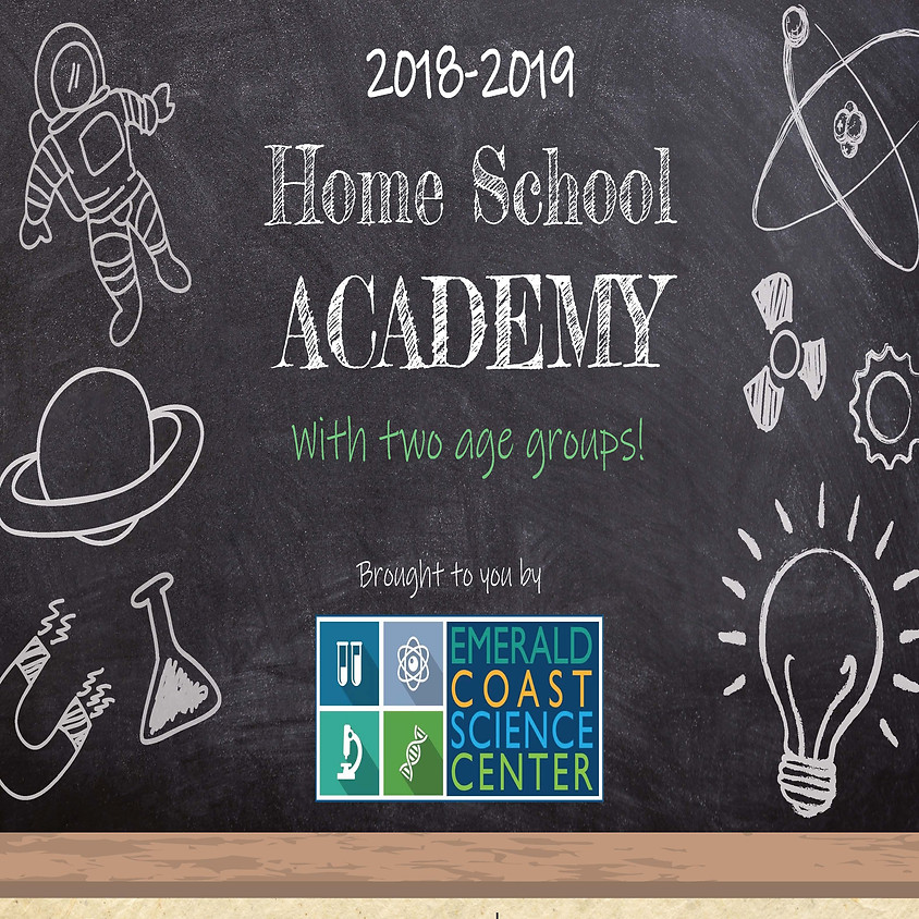Home School Academy: Space