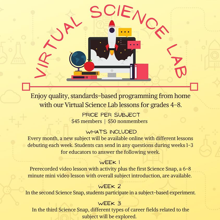 Virtual Science Lab: Microbiology