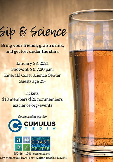Sip & Science 1-23-21 flyer.png