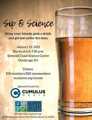 Sip & Science 1-23-21 flyer.png