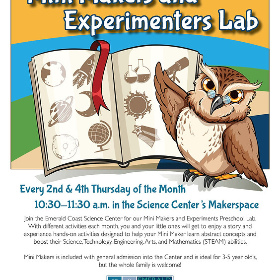 Mini Makers and Experiments Lab