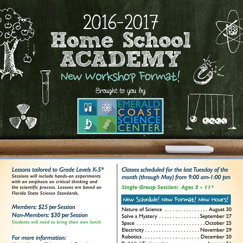 Home School Academy: Planet Earth