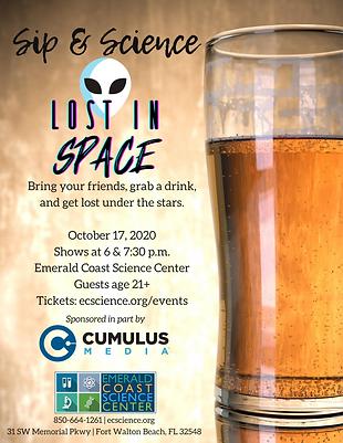 Sip & Science Lost in Space flyer.png