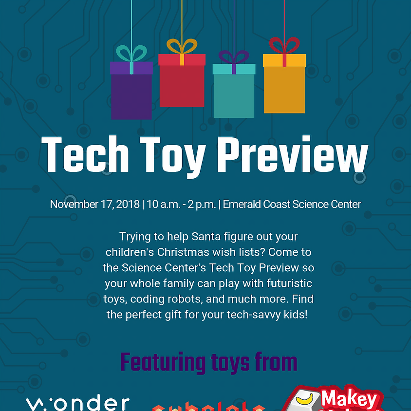 Tech Toy Preview