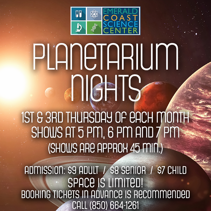 Planetarium Nights