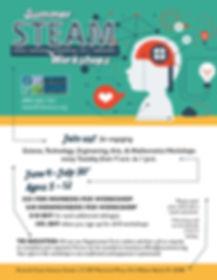 Summer STEAM Workshops  2019 8.5x11.jpg