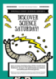 SUMMER Discover Science Saturday general
