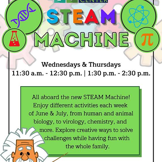 STEAM Machine - June 23 & 24