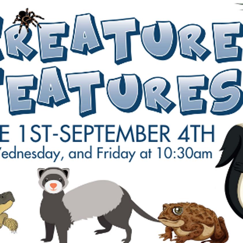 Creature Features: Week of June 15