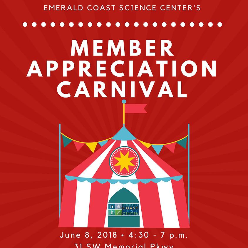 Membership Appreciation Carnival