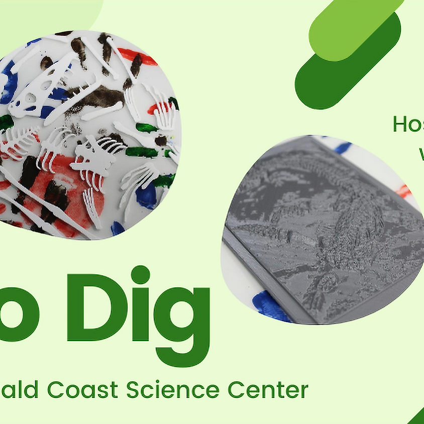 Dino Dig! At Create with Big Orange House Designs