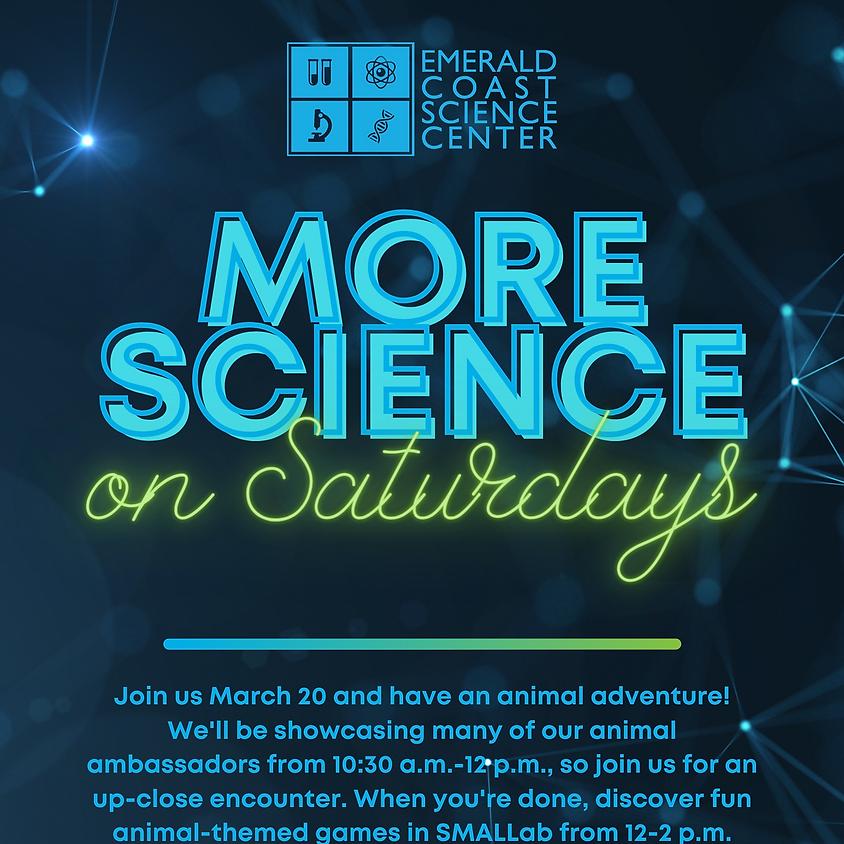 Science Saturdays: Animal Adventure
