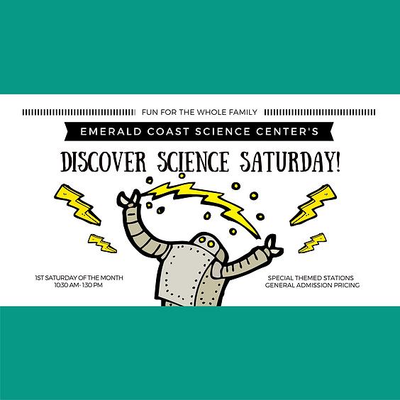 Discover Science Saturday